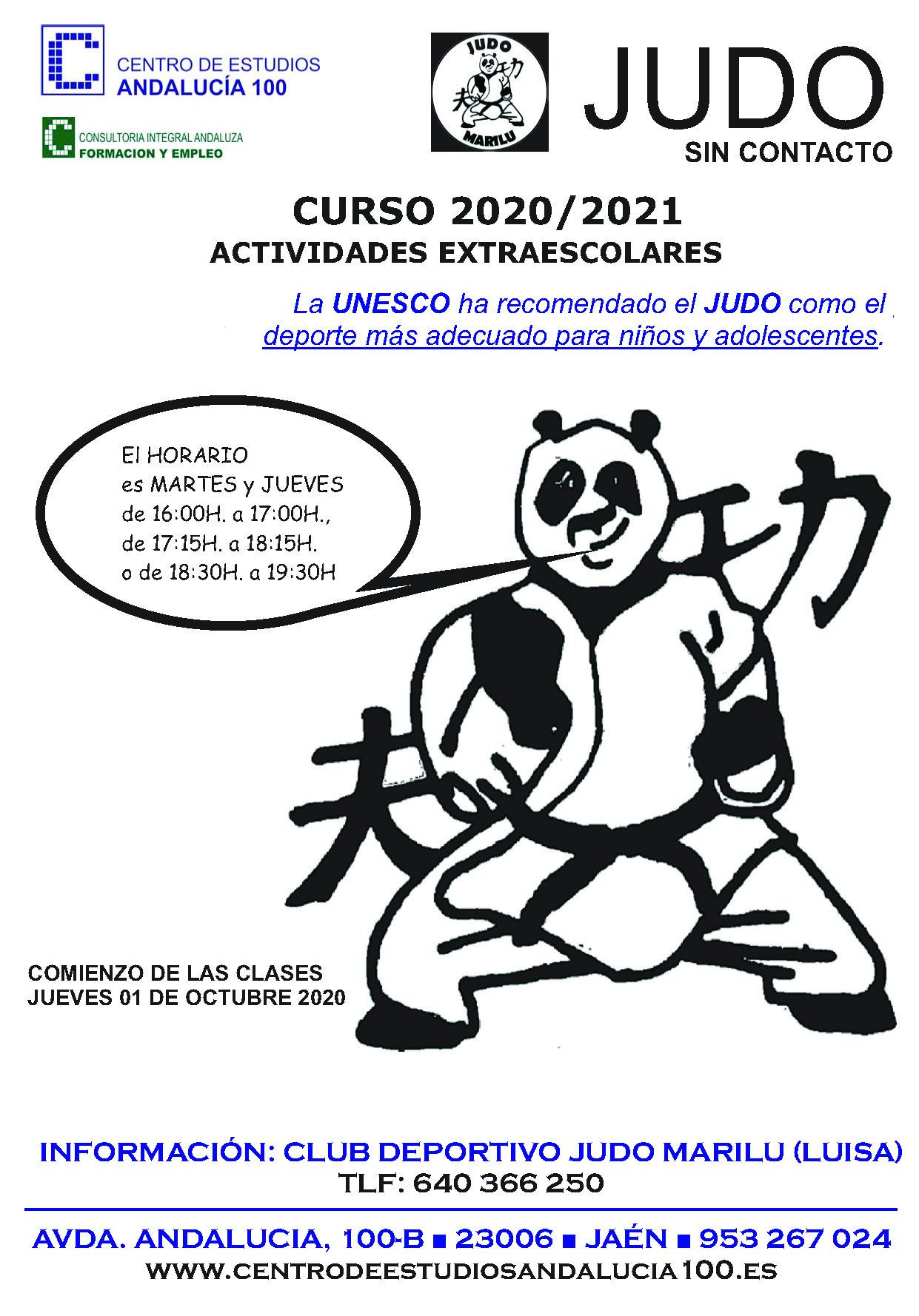 cartel judo 2020